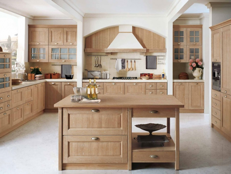 Cucine stosa stile country 2